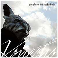 Konecho - Get Down the Rabbit Hole CD cover